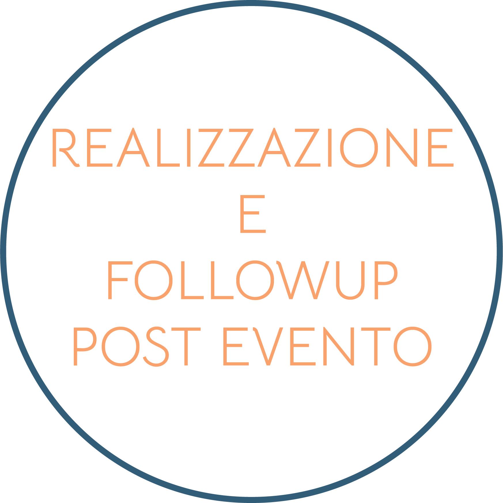 Cerchio Servizi - Realizzazione e FollowUp post evento